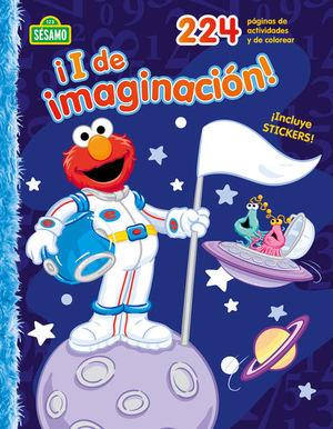 ¡I de imaginación! (Incluye stickers)