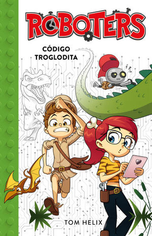 ROBOTERS. CODIGO TROGLODITA