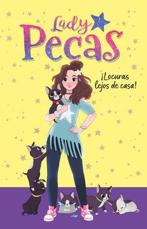 LADY PECAS. LOCURA LEJOS DE CASA
