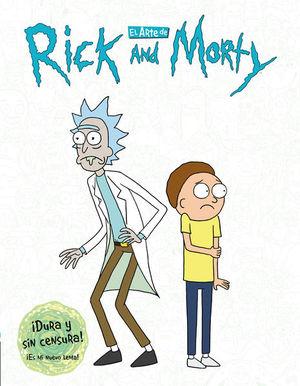 El arte de Rick and Morty / pd.
