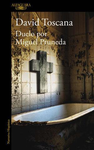 Duelo por Miguel Pruneda