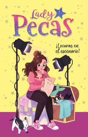 ¡Locuras en el escenario! / Lady Pecas / Vol. 2