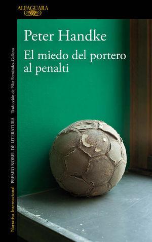 MIEDO DEL PORTERO AL PENALTY, EL