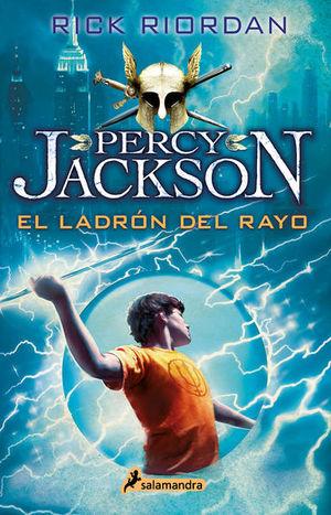 El ladrón del rayo / Percy jackson y los dioses del Olimpo 1