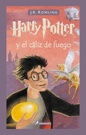 Harry Potter y el cáliz de fuego / pd.