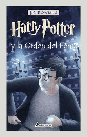 Harry Potter y la órden del Fénix / pd.