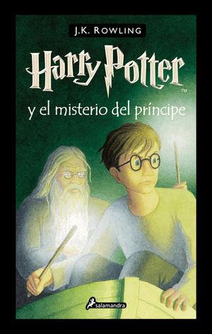 Harry Potter y el misterio del príncipe / pd.