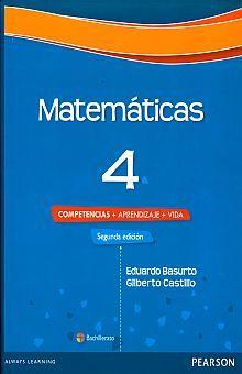 MATEMATICAS 4 / BACHILLERATO / 2 ED.