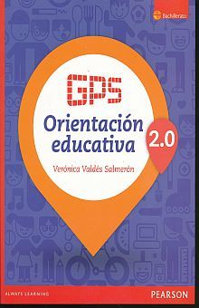 GPS ORIENTACION EDUCATIVA 2.0. BACHILLERATO