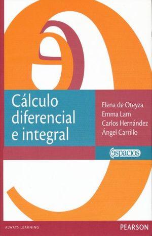 CALCULO DIFERENCIAL E INTEGRAL ESPACIOS. BACHILLERATO
