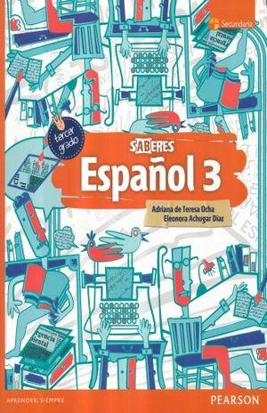 ESPAÑOL 3. SECUNDARIA SABERES