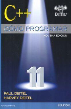 C++ COMO PROGRAMAR / 9 ED.