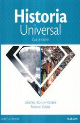 HISTORIA UNIVERSAL. BACHILLERATO / 4 ED.