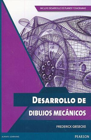 DESARROLLO DE DIBUJOS MECANICOS