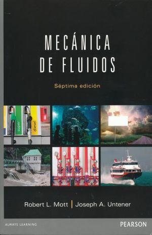 MECANICA DE FLUIDOS / 7 ED.