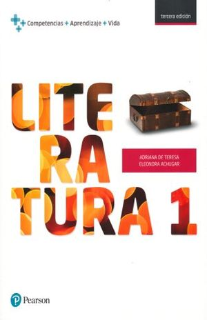 LITERATURA 1. BACHILLERATO / 3 ED.