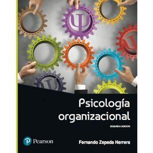 PSICOLOGIA ORGANIZACIONAL / 2 ED.
