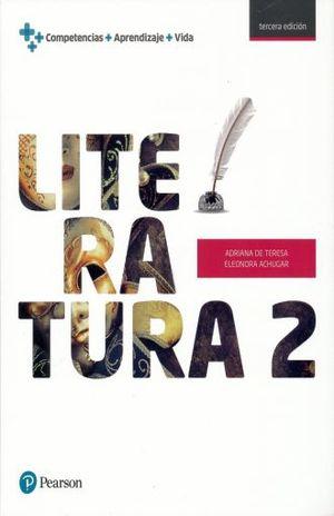 LITERATURA 2. BACHILLERATO / 3 ED.