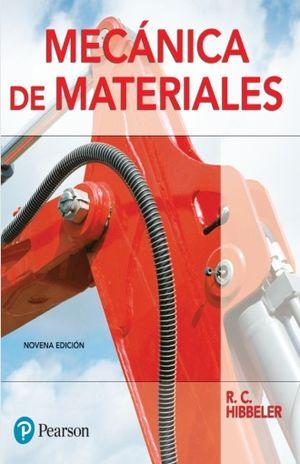 MECANICA DE MATERIALES / 9 ED.