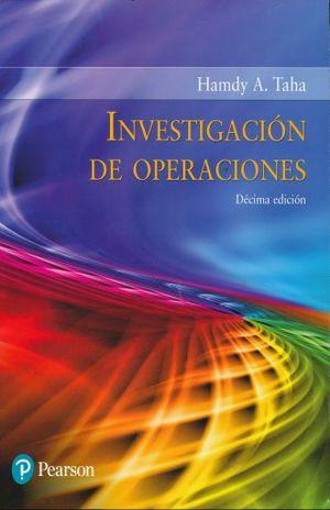INVESTIGACION DE OPERACIONES / 10 ED.