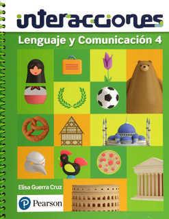 LENGUAJE Y COMUNICACION 4 INTERACCIONES PRIMARIA