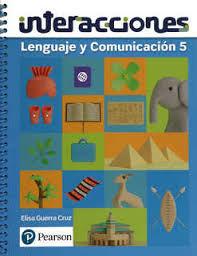 LENGUAJE Y COMUNICACION 5 INTERACCIONES PRIMARIA