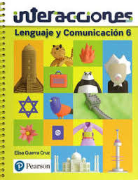 LENGUAJE Y COMUNICACION 6 INTERACCIONES PRIMARIA