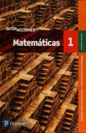 MATEMATICAS 1. INTERACCIONES