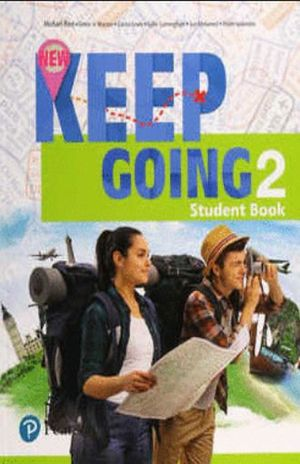NEW KEEP GOING STUDENT BOOK WITH WORKBOOK LEVEL 2