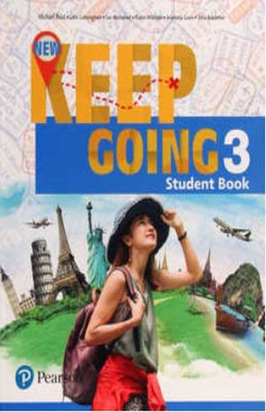 NEW KEEP GOING STUDENT BOOK WITH WORKBOOK LEVEL 3