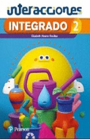 INTEGRADO 2 CIENCIAS NATURALES. INTERACCIONES