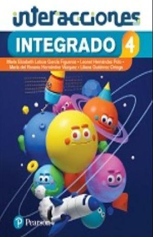 INTEGRADO 4 CIENCIAS NATURALES. INTERACCIONES