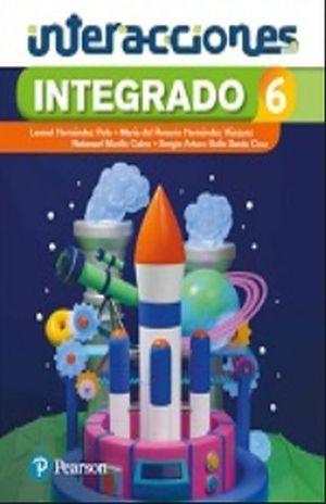 INTEGRADO 6 CIENCIAS NATURALES. INTERACCIONES