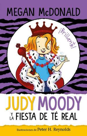 Judy Moody y la fiesta de té Real