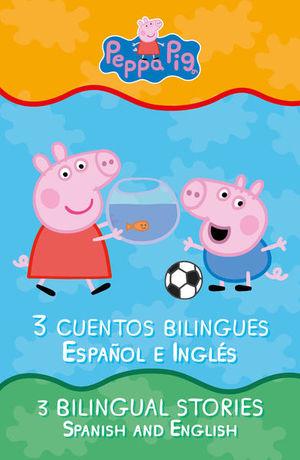 Peppa Pig. Libro de cuentos bilingües