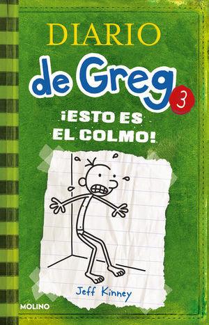 Diario de Greg 3. ¡Esto es el colmo!