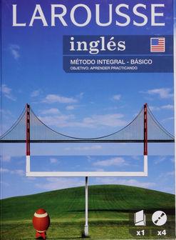 LAROUSSE INGLES.  METODO INTEGRAL BASICO (INCLUYE CD) (ESTUCHE)