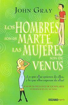 HOMBRES SON DE MARTE LAS MUJERES SON DE VENUS, LOS