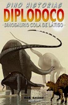 DIPLODOCO. DINOSAURIO COLA DE LATIGO / PD.