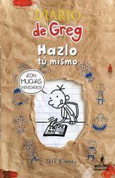 DIARIO DE GREG. HAZLO TU MISMO / 2 ED.