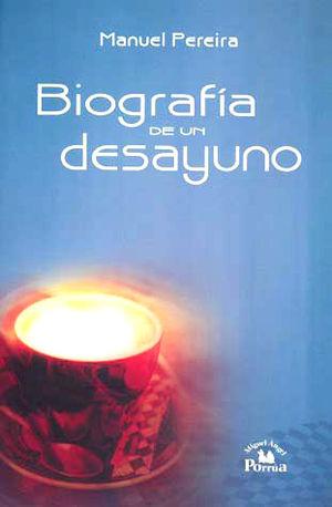 BIOGRAFIA DE UN DESAYUNO