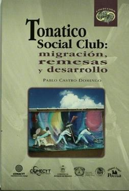 TONATICO SOCIAL CLUB  MIGRACION REMESAS Y DESARROLLO