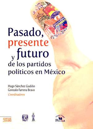 PASADO PRESENTE Y FUTURO DE LOS PARTIDOS POLITICOS EN MEXICO