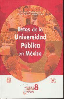 RETOS DE LA UNIVERSIDAD PUBLICA EN MEXICO (CUADERNO 8)