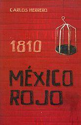 1810 MEXICO ROJO