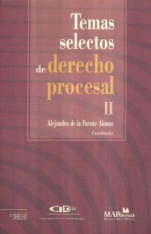 TEMAS SELECTOS DE DERECHO PROCESAL 2