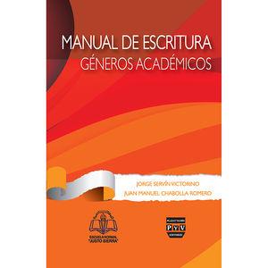 MANUAL DE ESCRITURA. GENEROS ACADEMICOS