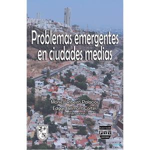PROBLEMAS EMERGENTES EN CIUDADES MEDIAS