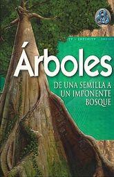 ARBOLES. DE UNA SEMILLA A UN IMPONENTE BOSQUE / PD.