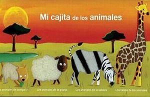 MI CAJITA DE LOS ANIMALES / PD.
